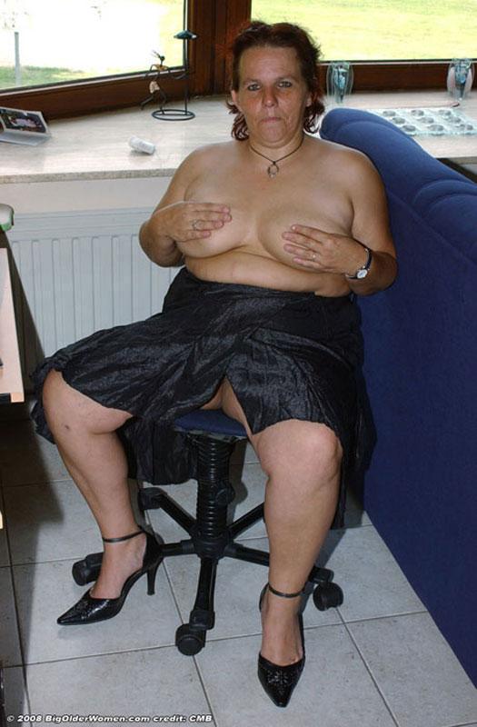 толстые ляжки старушки один