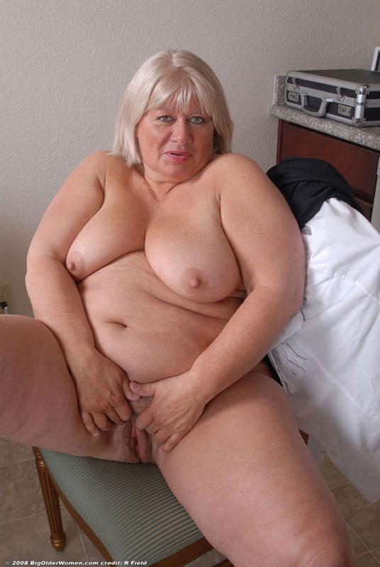 Фото голых толстых целок