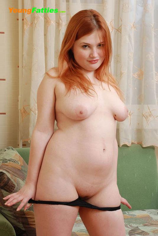 молодые толстушки фото голые